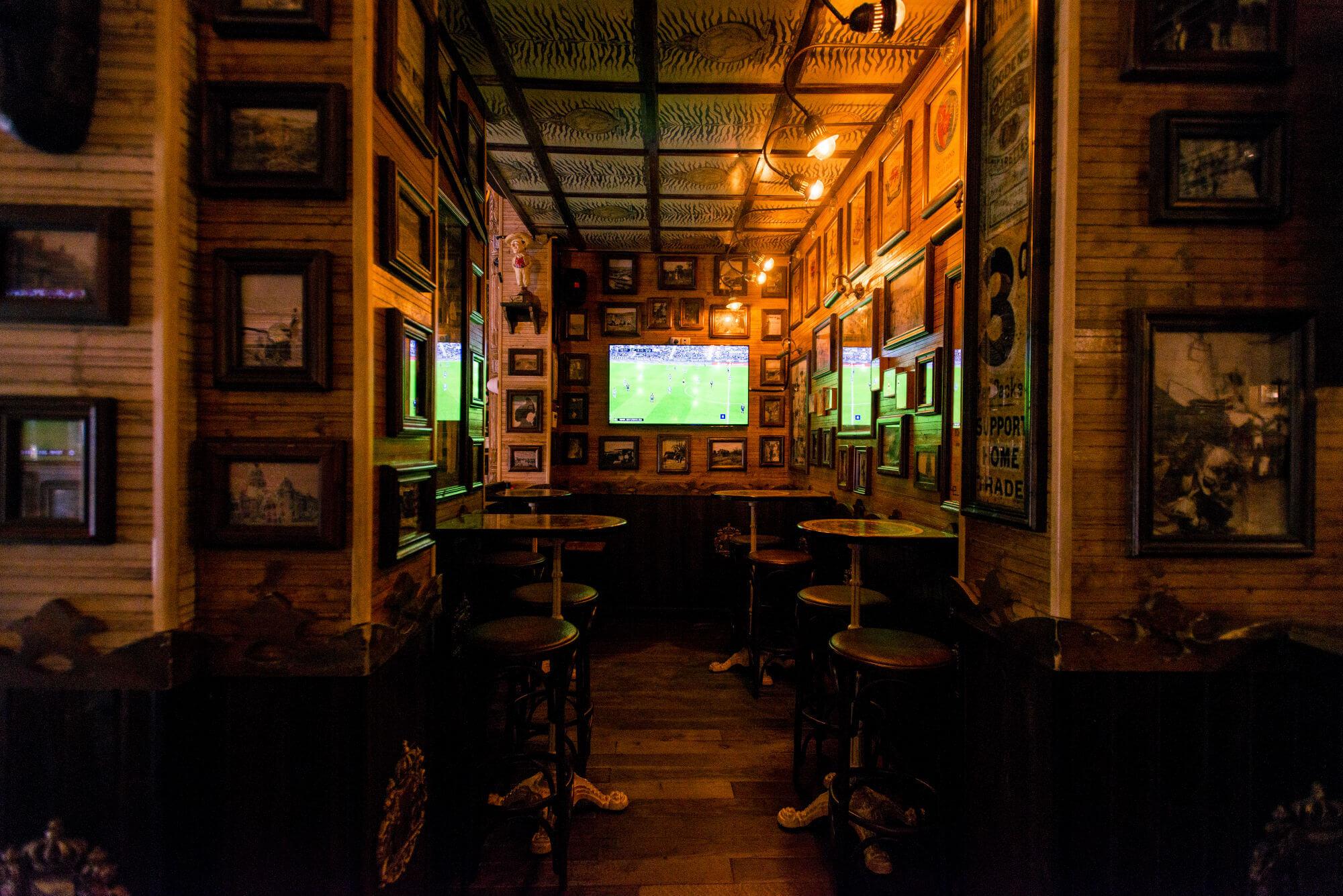 english pub obama barcelona